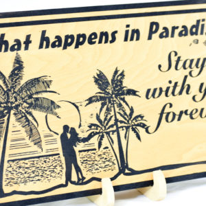 What happens in Paradise stays with you forever 2